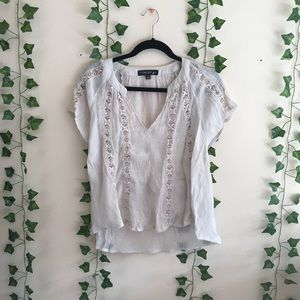 super cute beachy blouse